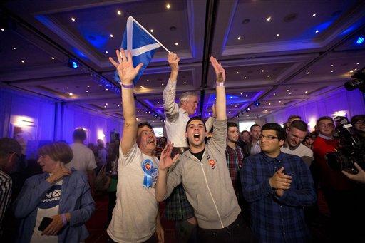 Britain Scotland