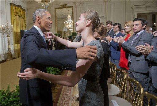 Barack Obama, Lilly Jay