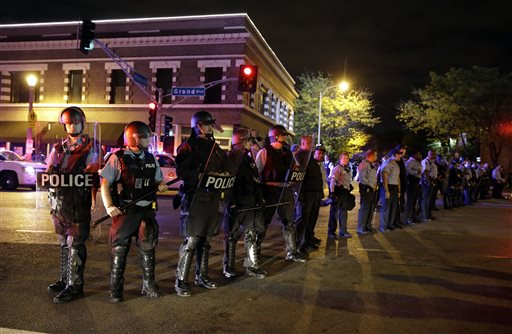 Police Shooting St Louis