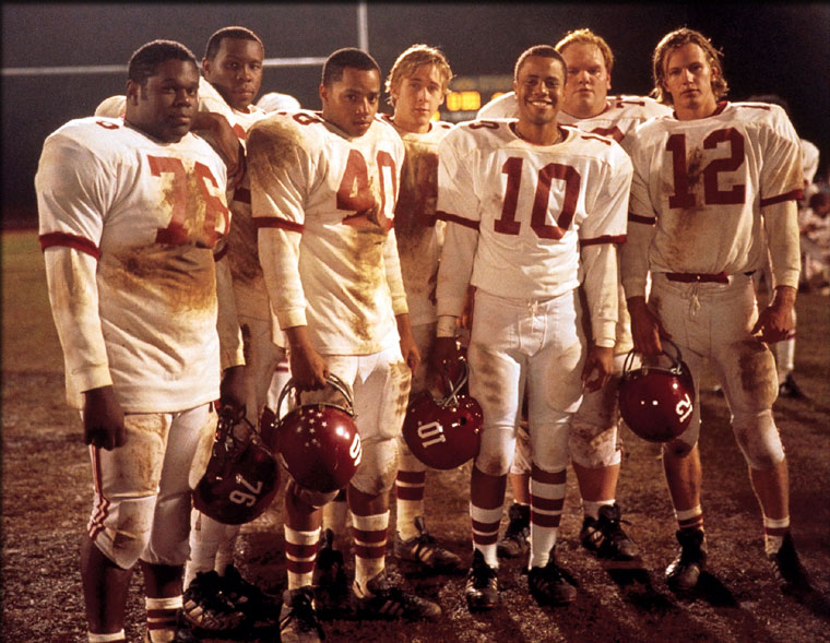 remember the titans team