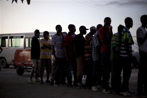 Haiti Bahamas Migrants