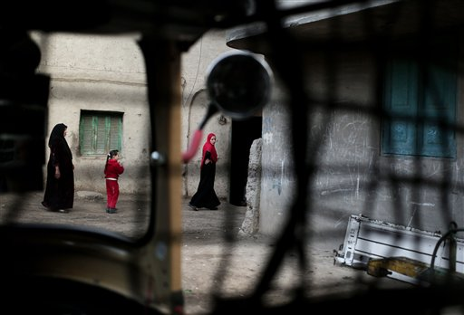 Mideast Egypt Female Genital Mutilation