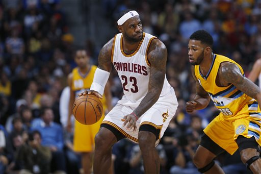 LeBron James, Alonzo Gee