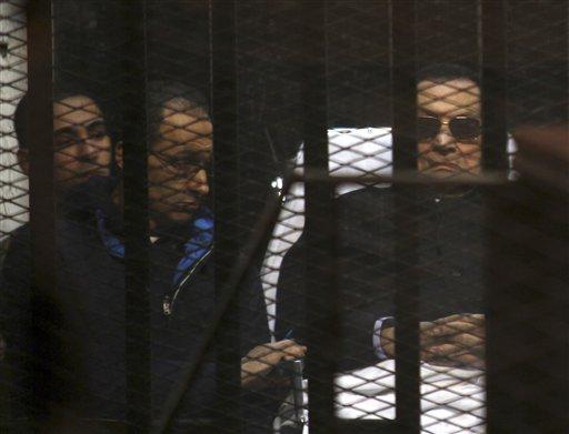 Hosni Mubarak, Gamal Mubarak