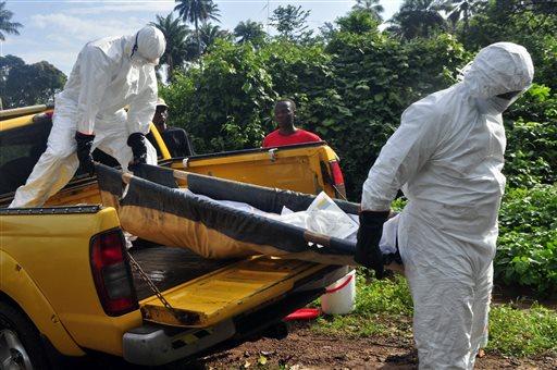Ebola Drugs Ethics