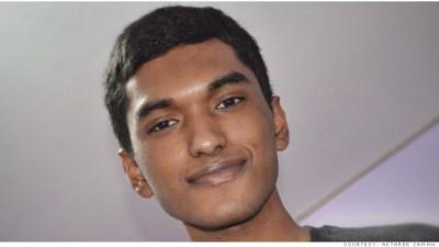 22-year-old Aktarer Zaman founded Skiplagged.com last year. (Courtesy of Aktarer Zaman)