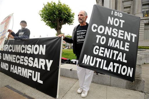 CDC Circumcision Guidelines