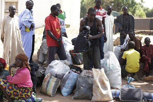 Nigeria Displaced