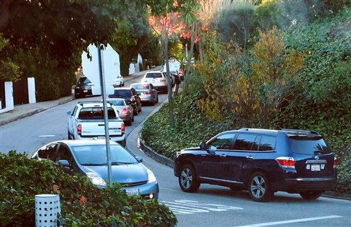 LA Anti-Traffic App Movement