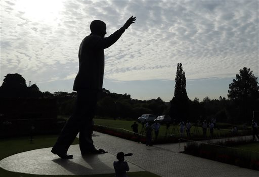 South Africa Mandela Anniversary