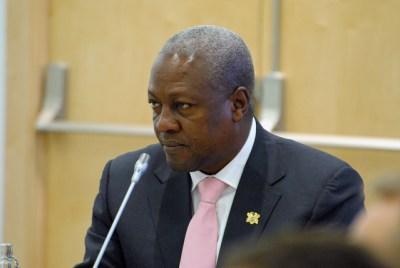 Ghana President John Dramani Mahama (Chatham House/Flickr/Creative Commons)