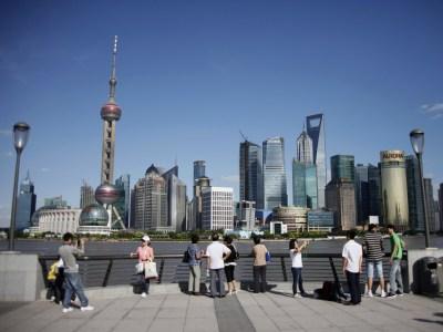 Shanghai, China (Eugene Hoshiko/AP)