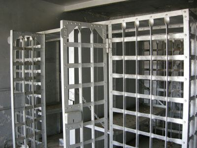 African Americans account for 25 percent of the 12 million jail admissions every year. (Wikimedia Commons)