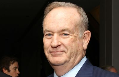 "In this Oct. 28, 2013 file photo, political commentator Bill O'Reilly attends the National Geographic Channel's ""Killing Kennedy"" world premiere screening reception at The Newseum, in Washington. CBS News on Monday, Feb. 23, 2015, released video from four stories it aired about the Falklands War in 1982, all part of a dispute involving Fox News Channel host O'Reilly and his subsequent statements about covering the war. None of the stories mention O'Reilly, then a young CBS reporter, or makes any specific reference to a CBS crew member being hurt. (Paul Morigi/Invision/AP)"