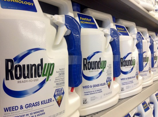 Monsanto Roundup (Mike Mozart/Flickr/CC BY 2.0)