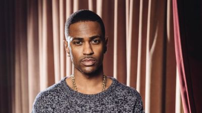 """In this Feb. 19, 2015 file photo, singer Big Sean poses for a portrait at The Redbury Hotel in Los Angeles to promote his latest album, """"Dark Sky Paradise."""" (Casey Curry/Invision/AP, File)"""