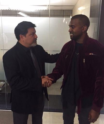 Danile Ramos Kanye West
