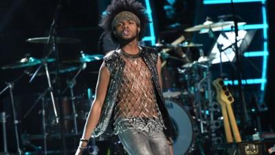 """American Idol"" contestant Quentin Alexander (Michael Becker/Fox)"