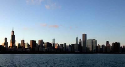 Chicago skyline (AP Photo)
