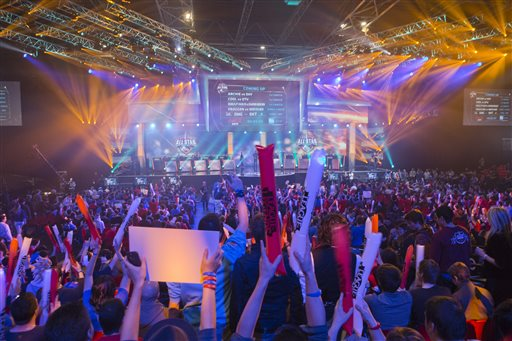 Games-Esports-Marketers