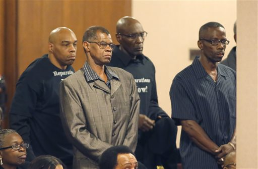 Torture Reparations Chicago