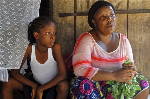 Liberia End of Ebola