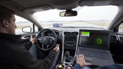 Ford Self-Driving Car