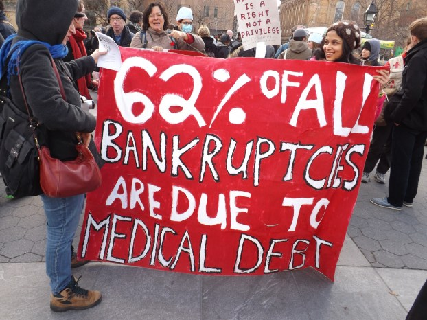 Growing Movement to curb high medical costs. (Photo credit: The All-Nite Images/Flickr/CC)