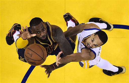 LeBron James, Shaun Livingston