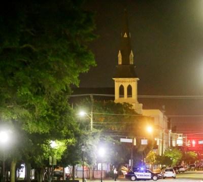 Emanuel African Methodist Episcopal Church (David Goldman/AP Photo)