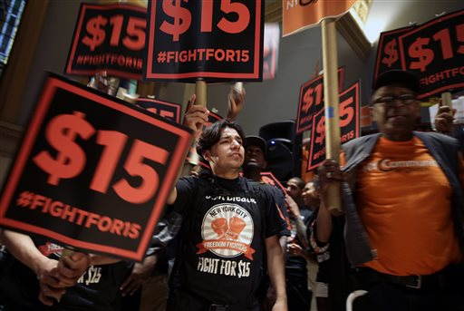 Fast Food Wages