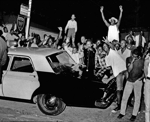 Watts Riots Anniversary