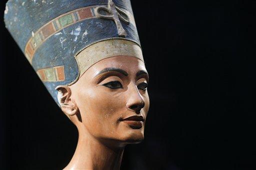 Mideast Egypt Antiquities