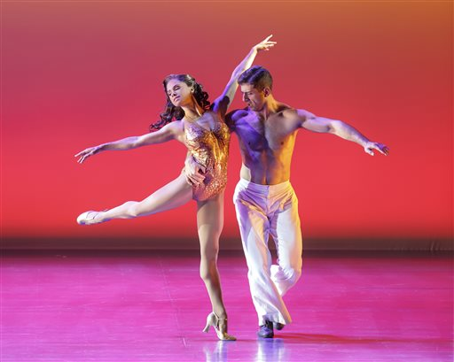 On the Town, Misty Copeland