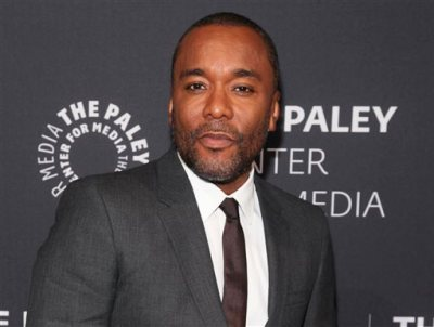 """In this May 13, 2015 file photo, Lee Daniels attends the The Paley Center Tribute to African-American Achievements in Television in New York. Daniels, co-creator of Fox's mega-hit """"Empire,"""" is developing a new pilot for the network about three young women trying to make it in the music business. News of this prospective music drama, """"Star,"""" was delivered by Fox bosses Dana Walden and Gary Newman at a gathering of TV critics Thursday, Aug. 6. (Photo by Andy Kropa/Invision/AP, File)"""