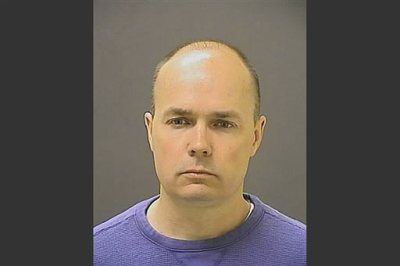 This May 1, 2015, file photo provided by the Baltimore Police Department shows Lt. Brian Rice, one of the police officers charged with felonies in the death of Freddie Gray. The psychological firm paid to evaluate Baltimore police, including Rice, Psychology Consultants Associated, has been reprimanded by the state police for cutting corners in its mental health screenings of officers. Rice, who was hospitalized in 2012, was charged with manslaughter in Gray's death. (Baltimore Police Department via AP, File)