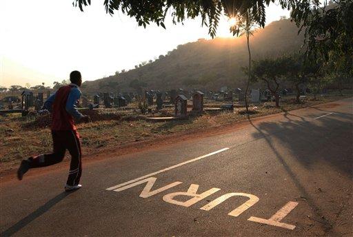 Zimbabwe Graveyard Gym