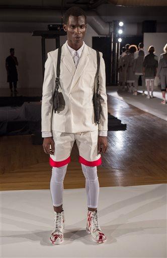 Fashion Pyer Moss Spring 2016