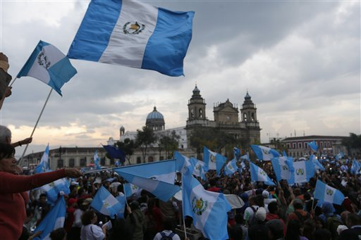 Guatemala Political Crisis