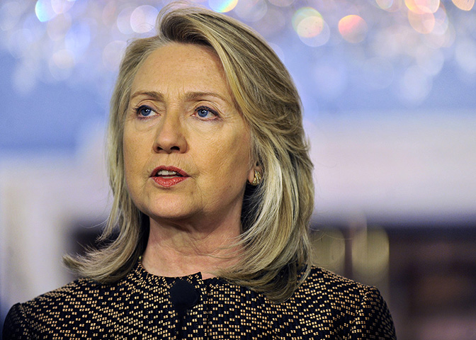 The Congressional Black Caucus PAC recently endorsed Democratic presidential candidate Hillary Clinton. (Glenn Fawcett/DoD)