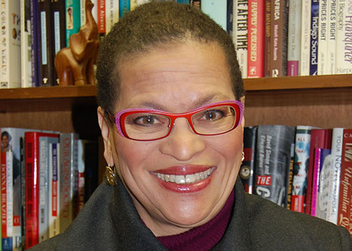 Julianne Malveaux says that Black people must vote for politicians based on their track record and also on their promises and hold them accountable to those promises.