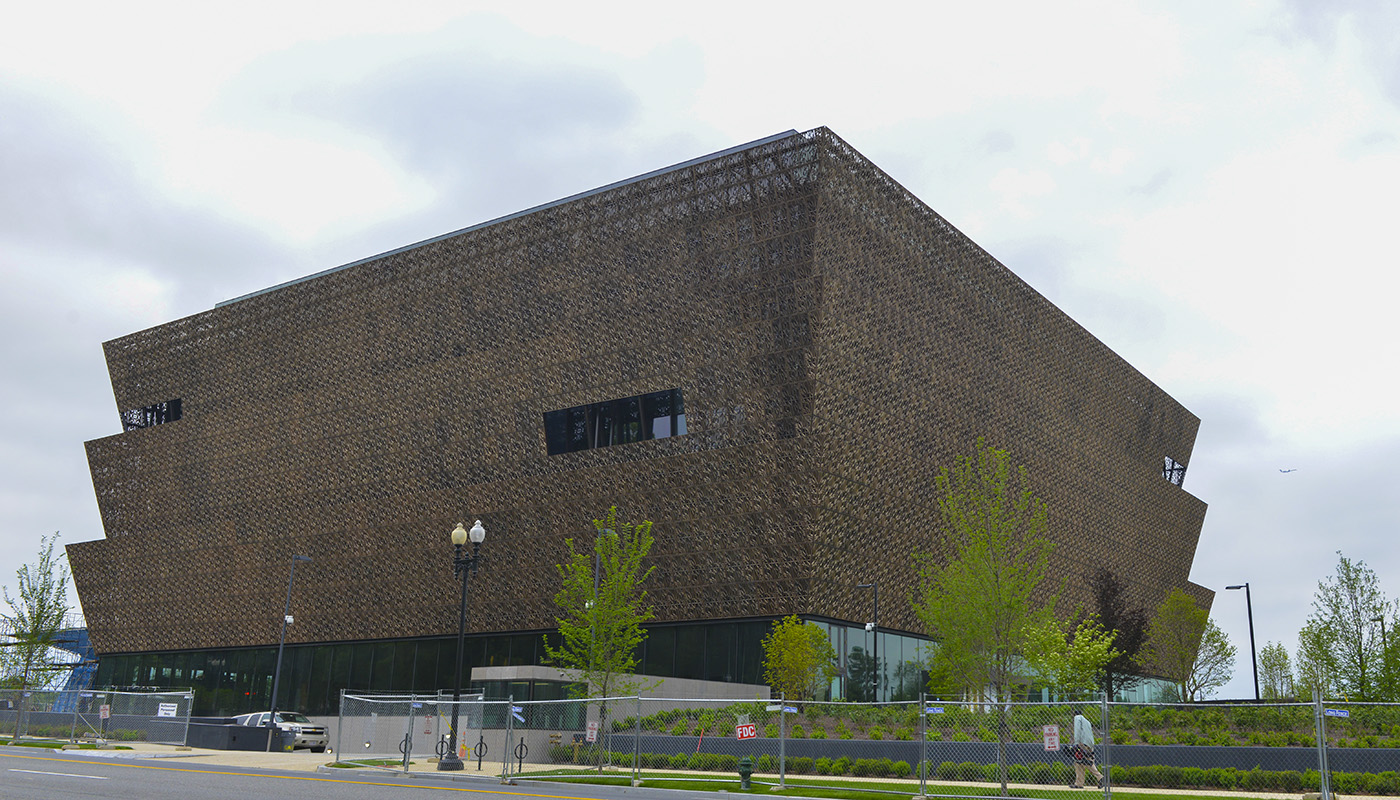 The National Museum of African American History and Culture is scheduled to open September 24, 2016. (Freddie Allen/AMG/NNPA)