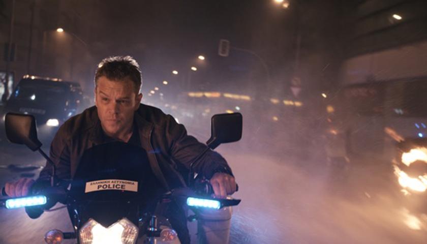 Matt Damon stars in Jason Bourne. (Universal Pictures)