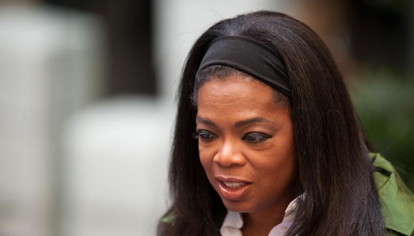Oprah Winfrey in Denmark September 2009. (Bill Ebbesen/Wikimedia Commons)