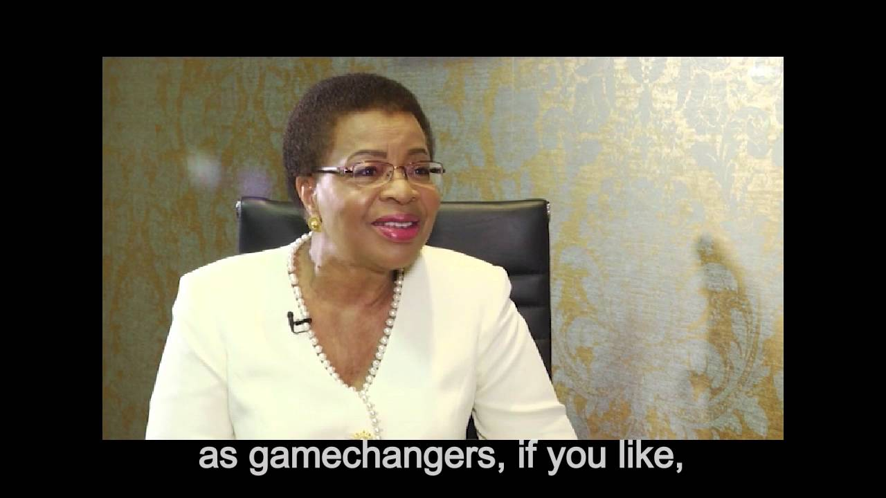Former First Lady of Two African Nations, Graça Machel Launches New Women's Network