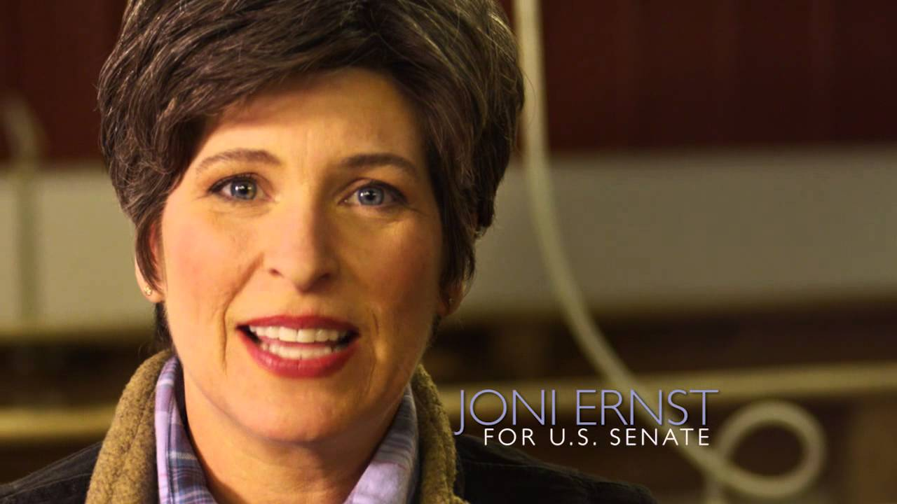 What Corporate Media Don't Want You to Know About Joni Ernst