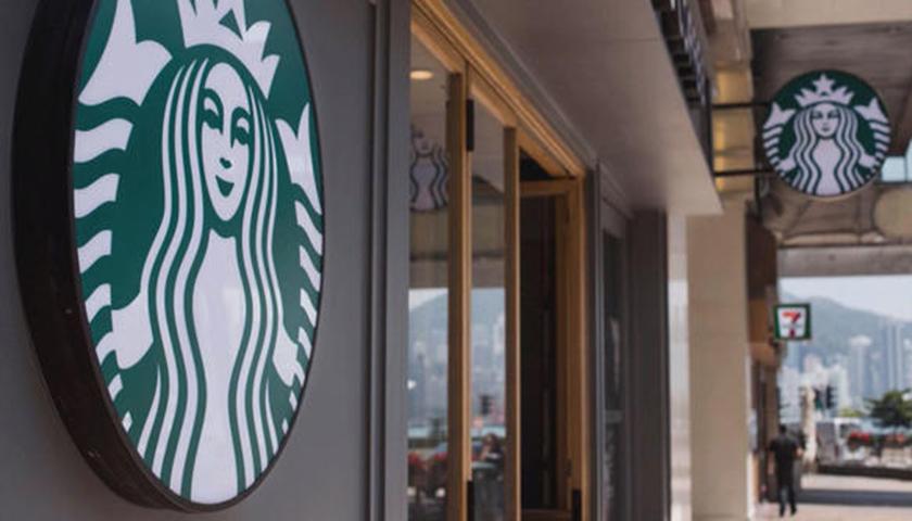 Starbucks. (Screenshot)