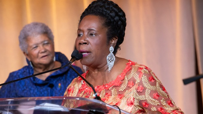 Texas Rep. Sheila Jackson-Lee served as chairperson throughout the conference which tackled such vital topics as infant mortality, the opioid crisis, health disparities, criminal justice reform and much more.