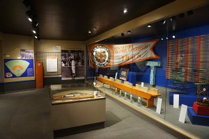 The Year of the Tiger: 1968 exhibit at the Detroit Historical Museum in Detroit, Michigan (United States).