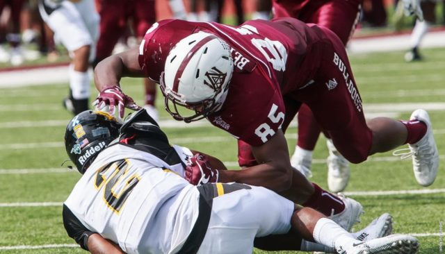 Alabama A&M will host Alcorn State on Saturday. The winner will be atop the SWAC East Division. (Provided Photo)